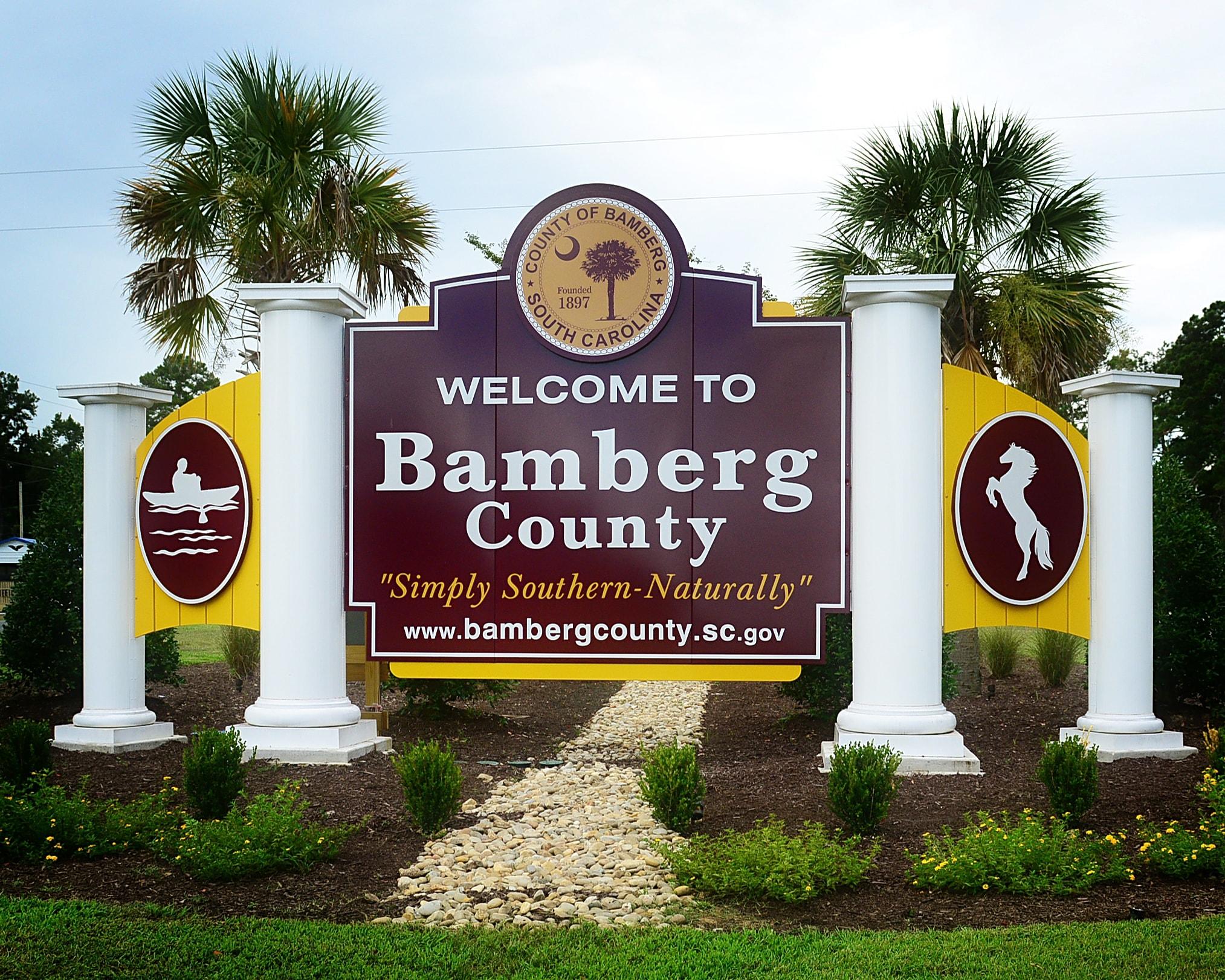 Home - Bamberg County, SC